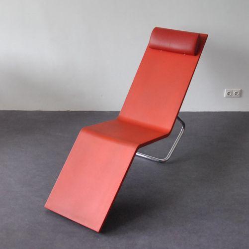 Mvs Chaise Relax Liege Von Vitra Erlaubt Sitz Oder Liegeposition