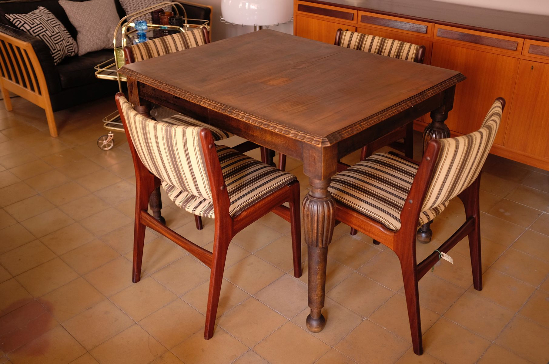1940 dining room sets