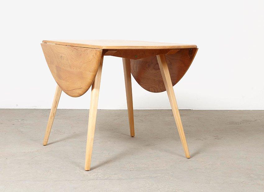 Vintage DropLeaf Table from Ercol 1960s en vente sur Pamono