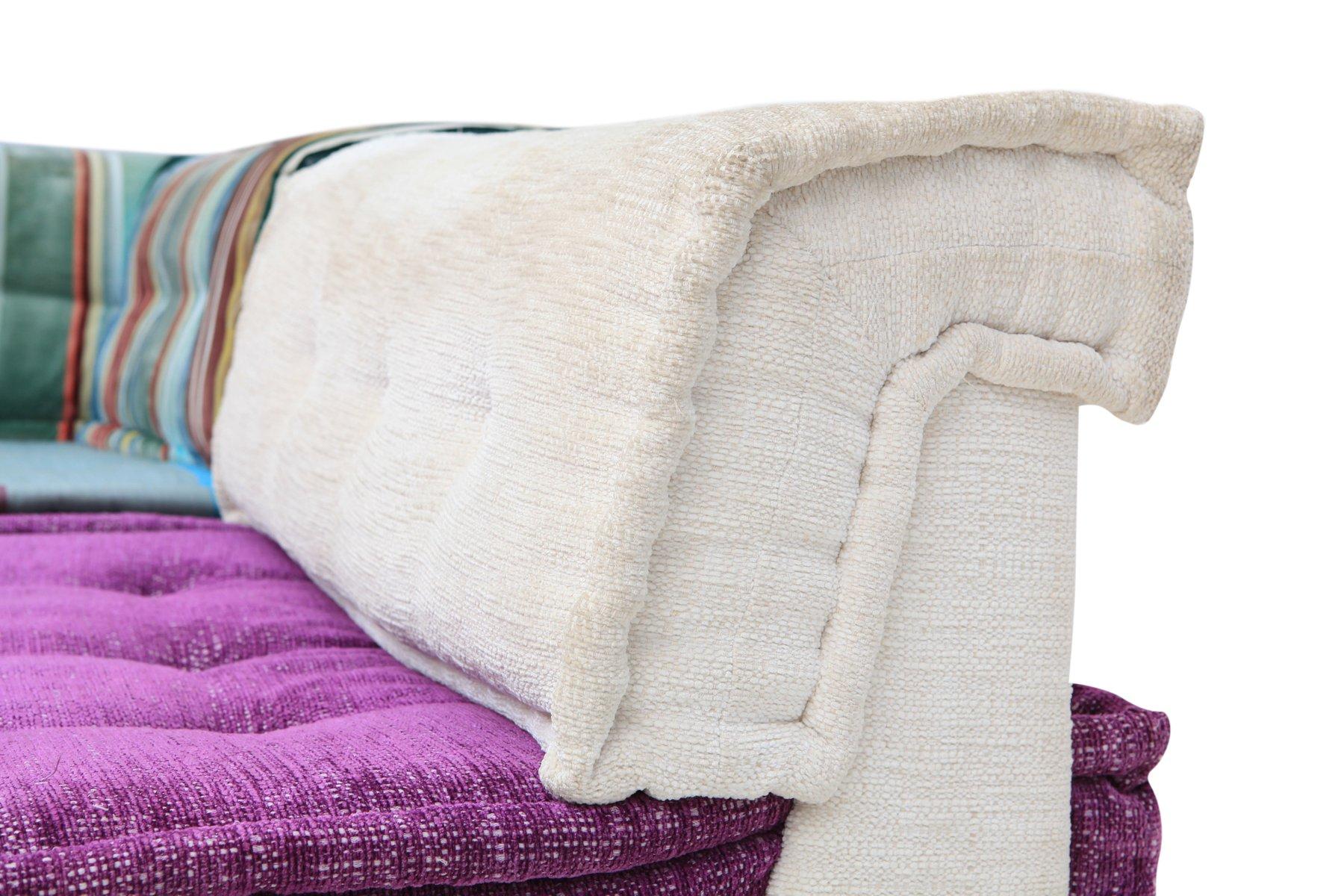 Mah Jong Sectional Corner Sofa By Hans Hopfer For Roche Bobois S For Sale At Pamono