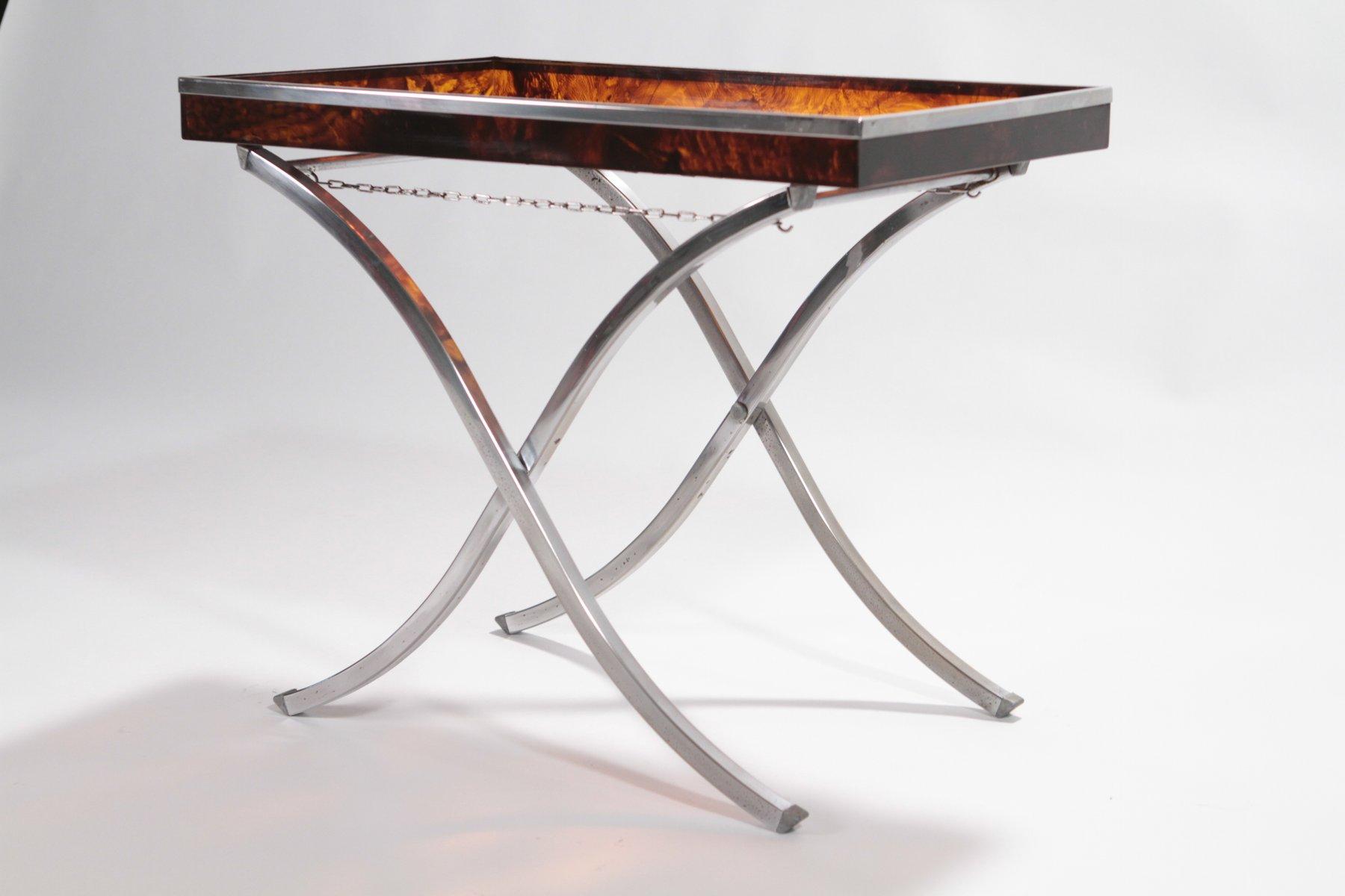 Bar tray table