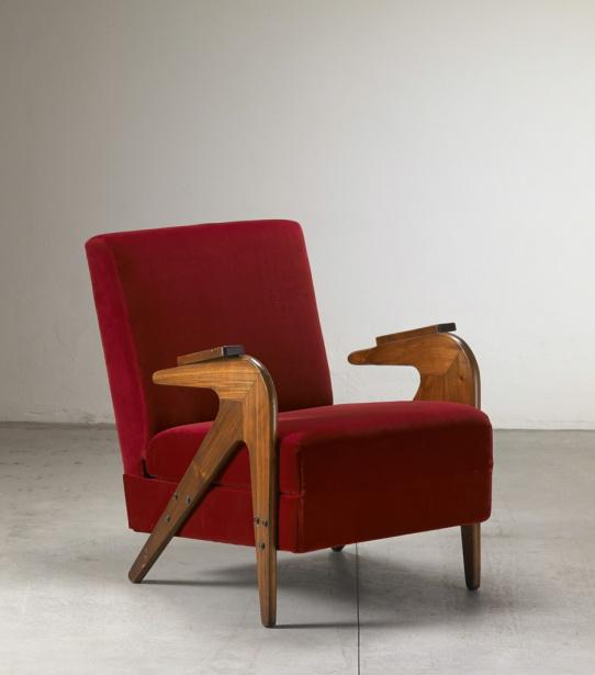 Brazilian Modern  By Christian Larsen  Tridente Armchair by Lina Bo Bardi   ca  1949. Brazilian Modern