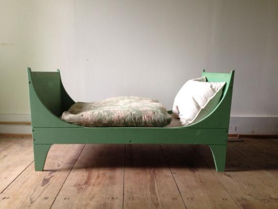 Deborah Ehrlich et le lit idéal pour faire la sieste