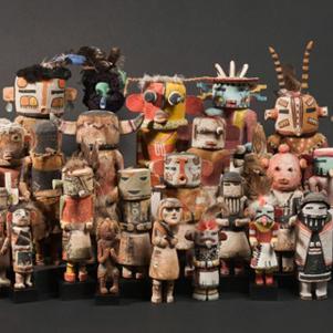 Katsinam at Galerie Flak