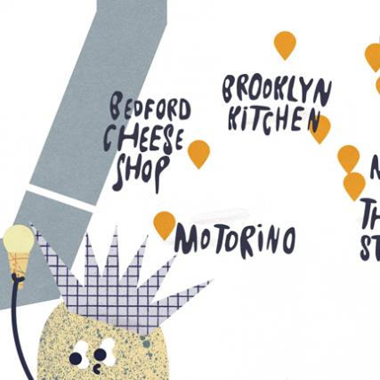Food Spots By Sebastian+Barquet