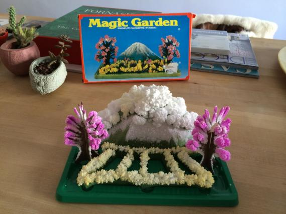 Crystal Magic Garden!