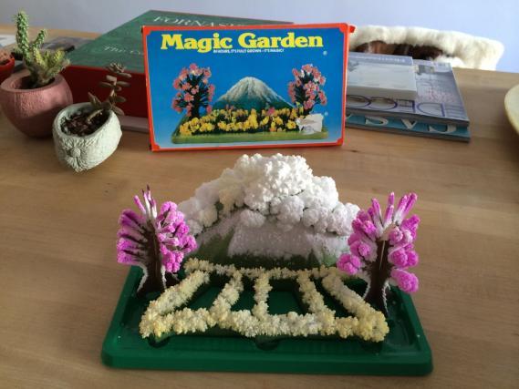 Crystal Magic Garden!