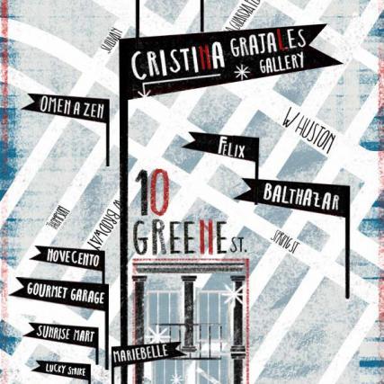 Food Spots by Cristina Grajales