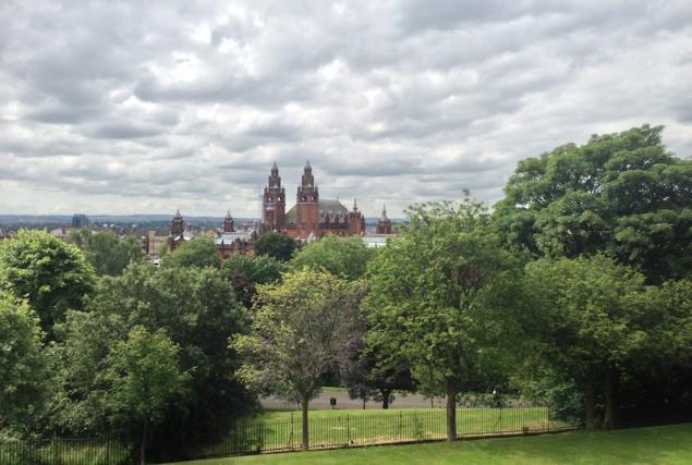 Glasgow's Gothic Pop