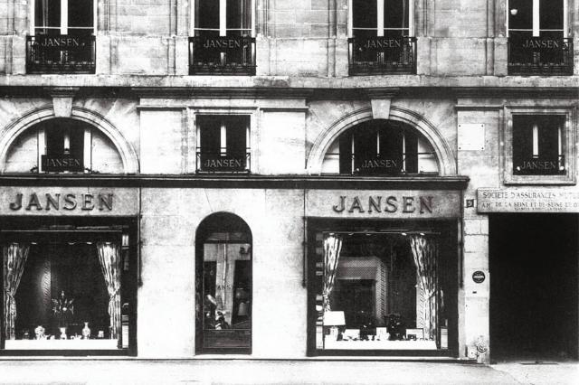 Wir lüften das Geheimnis um Maison Jansen