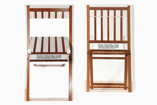 A Chair is a Chair is a Chair is a Chair…