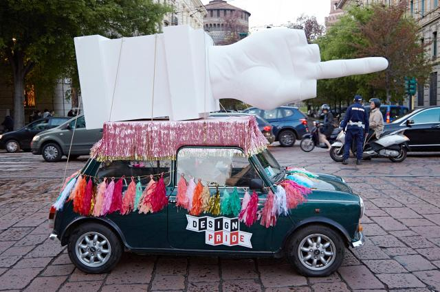Milano Design Parade!