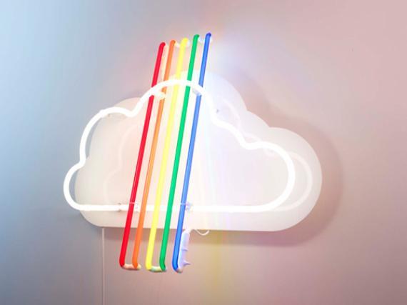 Our Very Own Rainbow
