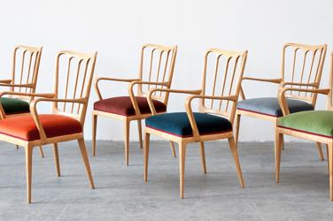 Our Borsani Tutti Frutti Chairs Are Ready!!!