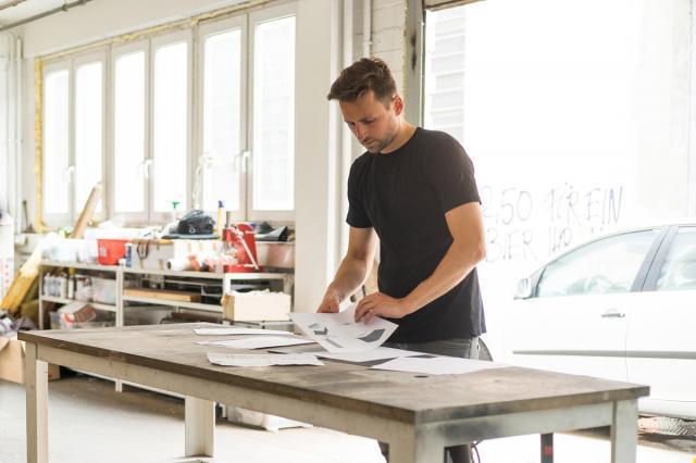 Im Gespräch mit Designer Philipp Käfer