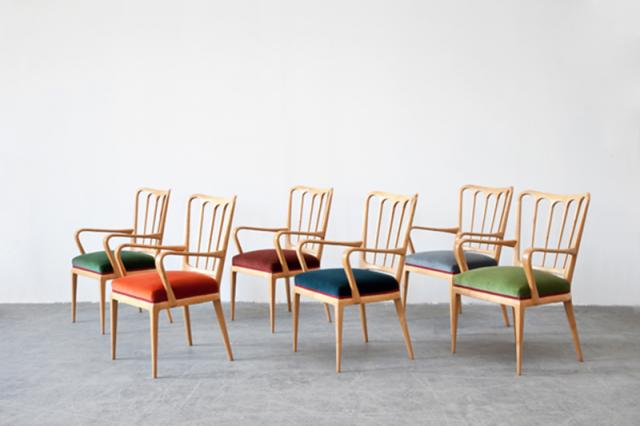 Our Borsani Tutti Frutti Chairs Are Ready!!!