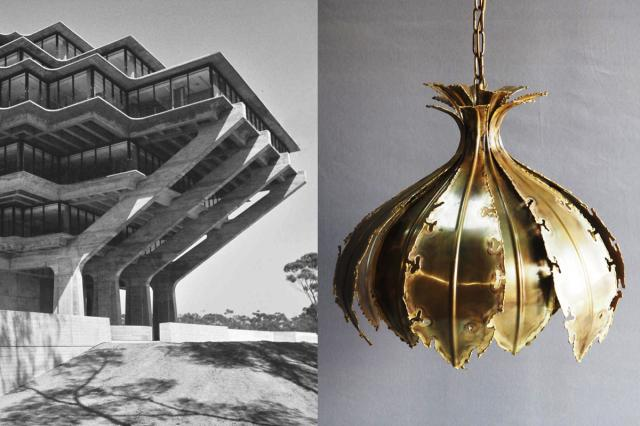 Brutalist design is all about fearless and frank craftsmanship