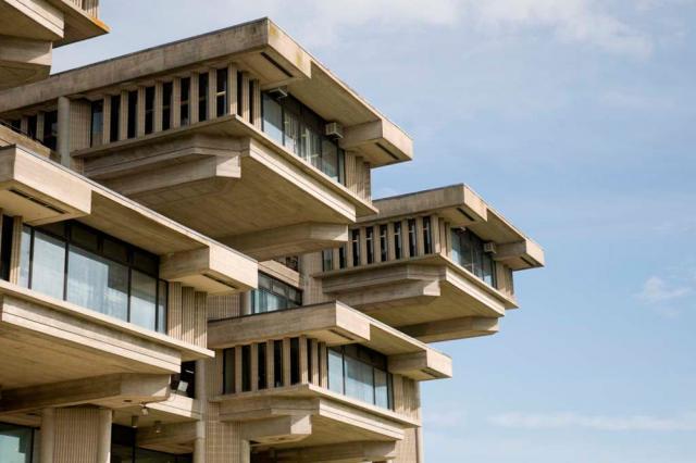 A primer in Brutalist architecture