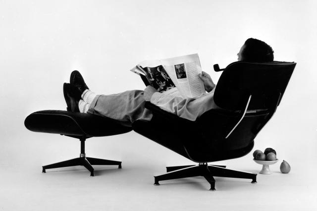 The World of Charles & Ray Eames at C-Mine in Belgium