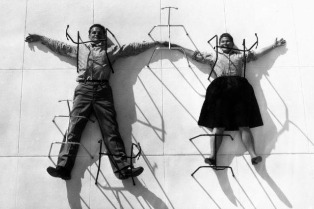 The world of Charles & Ray Eames at C-Mine Belgium