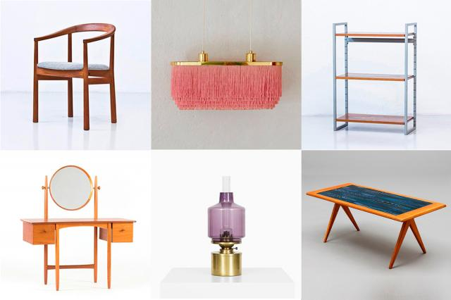 Pamono editors spotlight the latest trends in vintage Swedish design