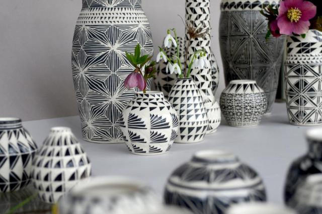 A conversation with Dana Bechert, pattern and pottery artist