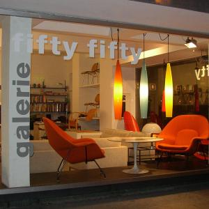 galerie fifty fifty