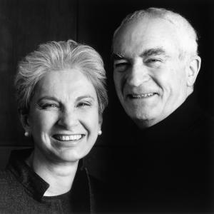 Massimo und Lella Vignelli