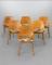 Amsterdam Chairs by Atelier de Recherches Plastiques for Steiner (1954)