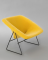 Corb A7 Chair designed by Atelier de Recherches Plastiques for Steiner (1954)