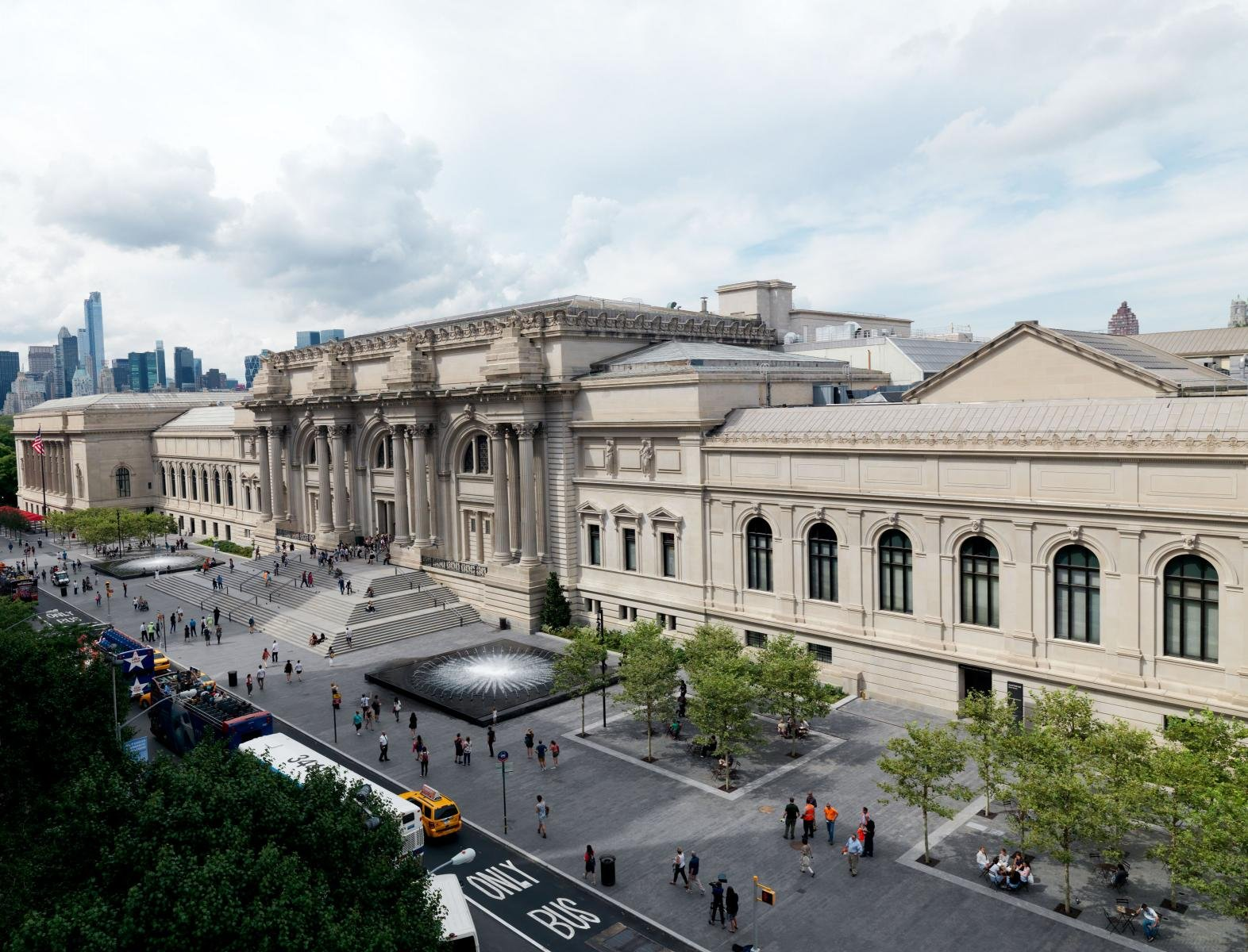an overview of the metropolitan museum of art or the met The met presents over 5,000 years of art from around the world for everyone to experience and enjoy the metropolitan museum of art overview about.