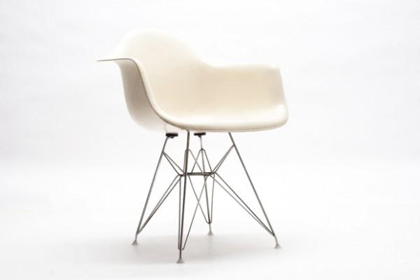 lounge chair stool by charles ray eames for herman miller 1960s. Black Bedroom Furniture Sets. Home Design Ideas