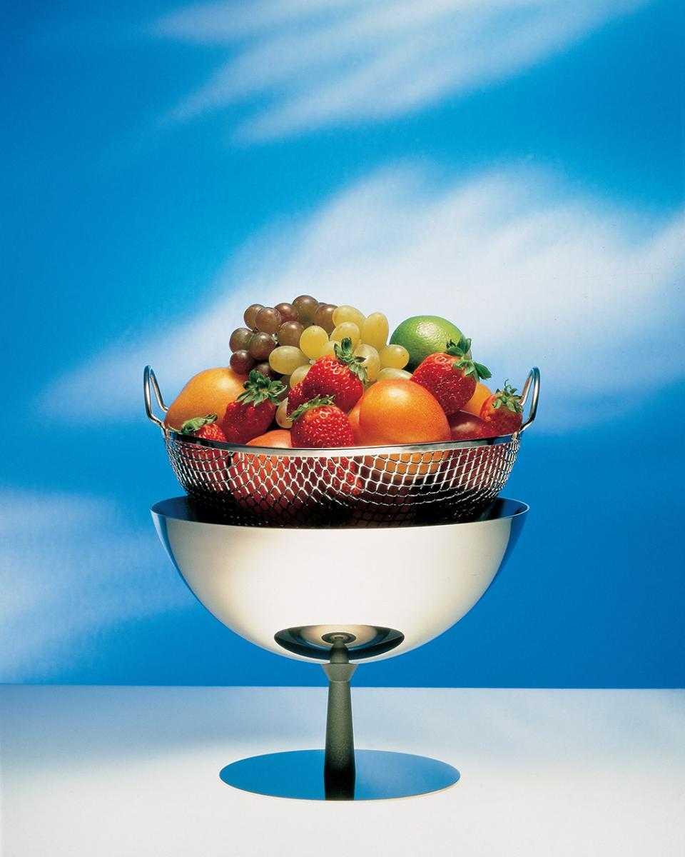 Alessi - Alessi fruit bowl ...