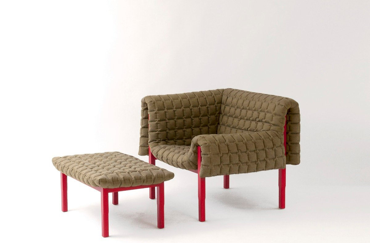 Ruch Armchair by Inga Semp for Ligne Roset (2013)