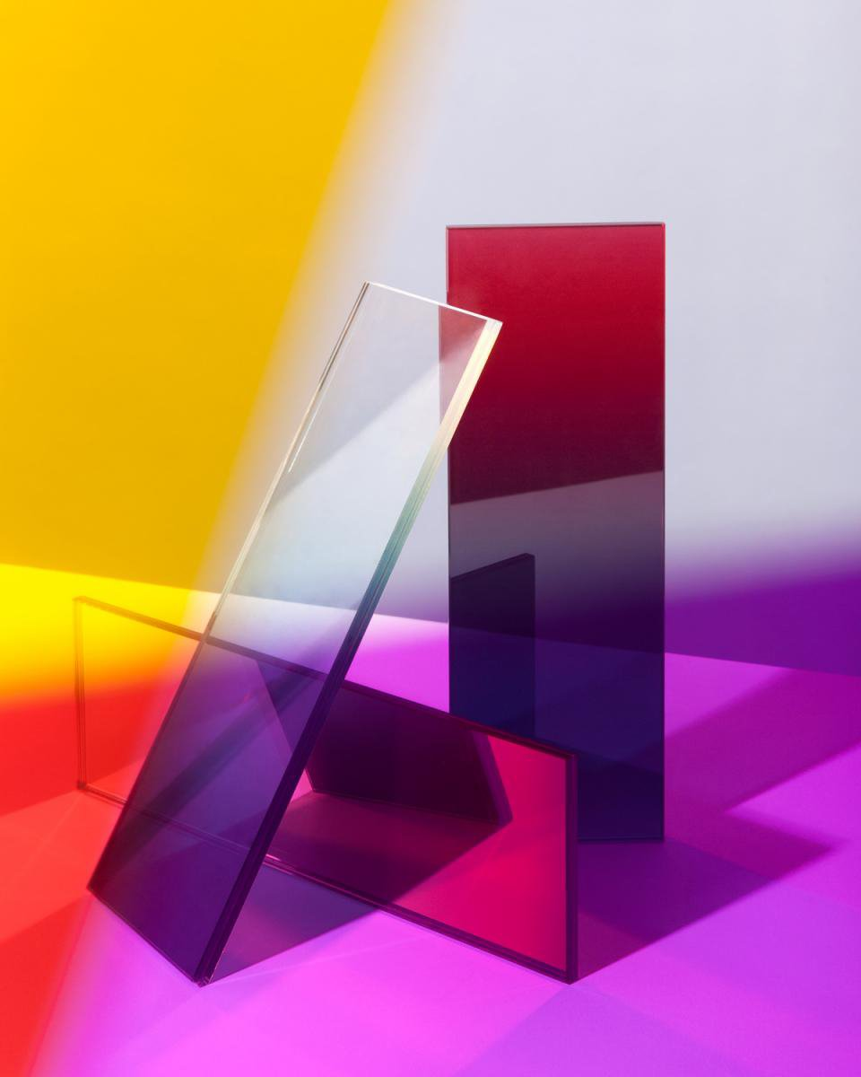 The Rainbow Connection : ombr eacute glass collection by germans ermic s 2016 from www.pamono.co.uk size 960 x 1200 jpeg 177kB