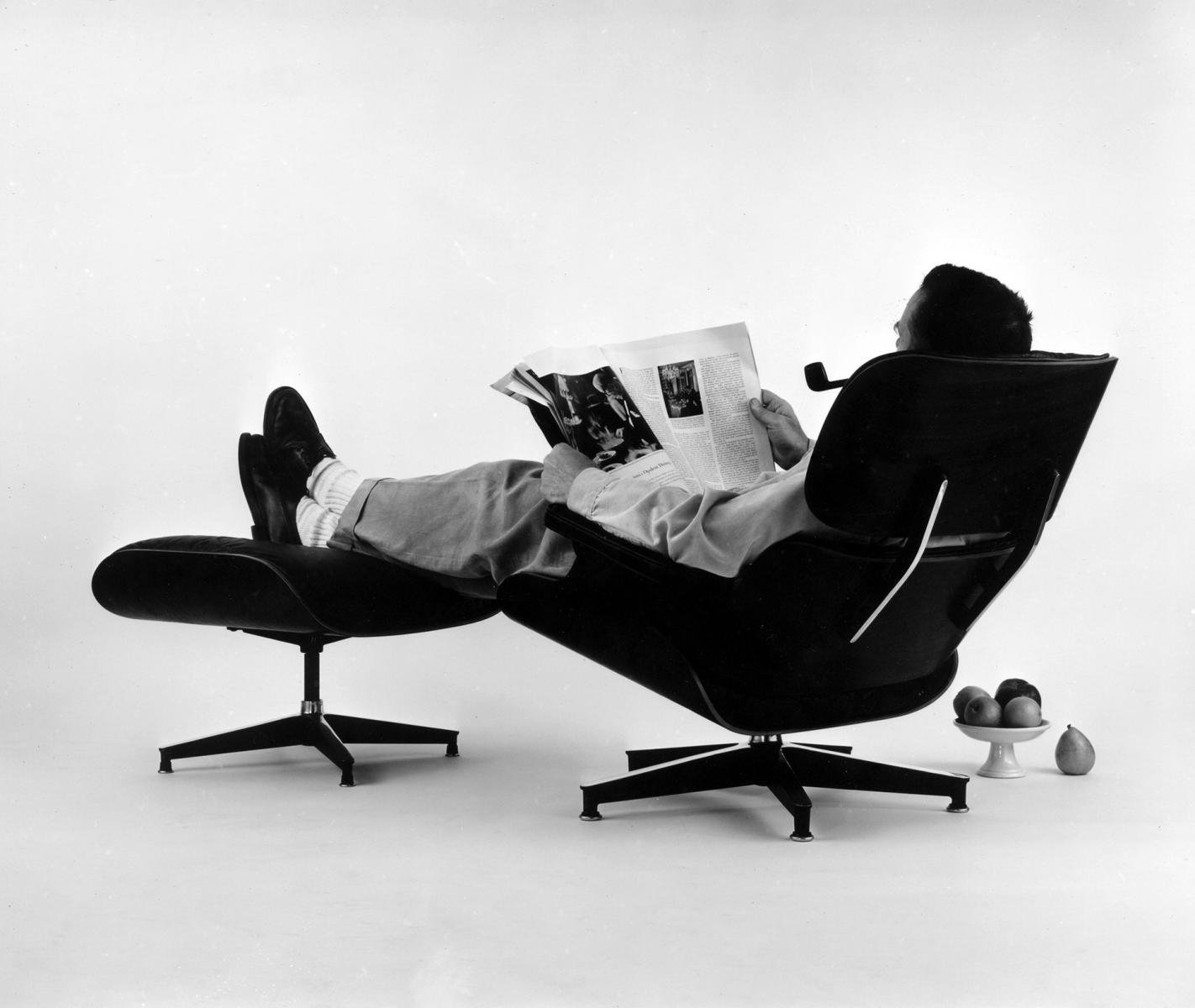 Charles And Ray Eames Furniture