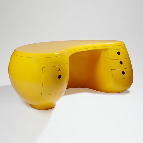 Maurice Calka - Boomerang Desk