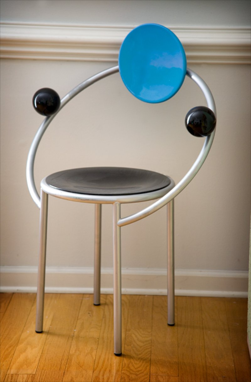 First Chair by Michele De Lucchi, 1983