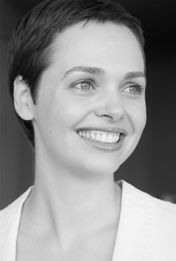 Lucy Harris portrait