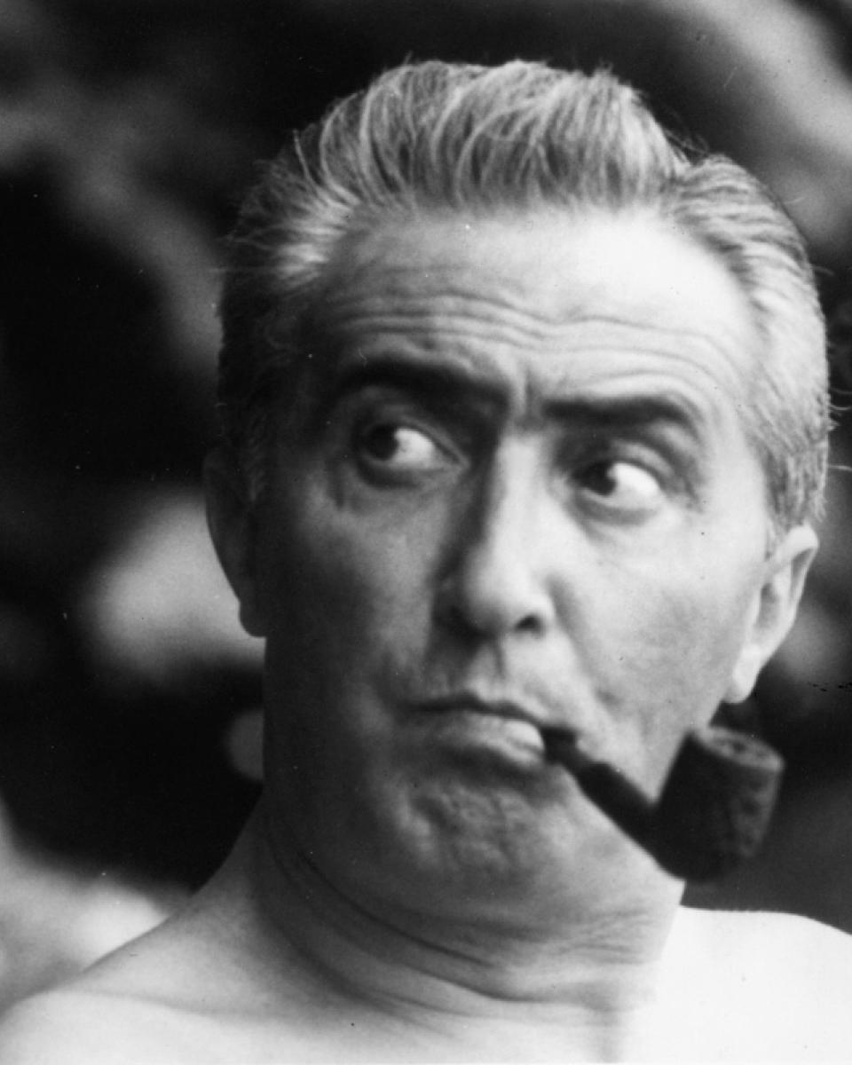 Designer Gino Sarfatti