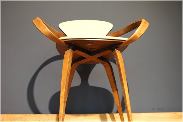 cherner chairs by norman cherner for plycraft set of 4 5