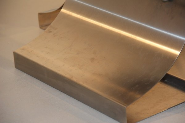 French Steel U0026 Glass Coffee Table By Francois Monnet, ...