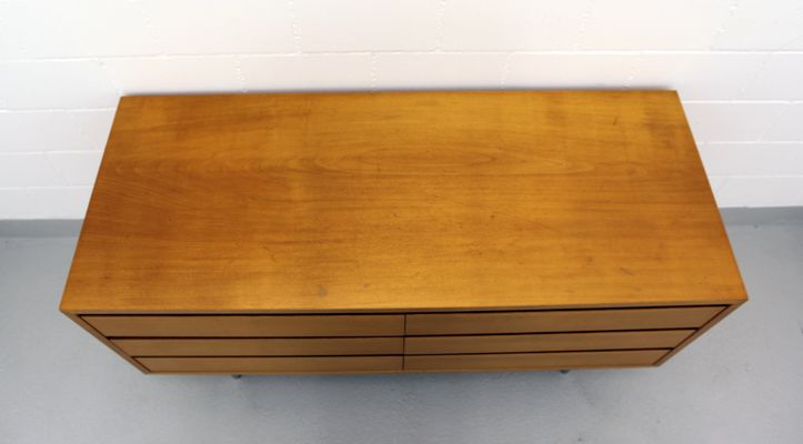 Swiss Sideboard by Kurt Thut for Thut Möbel, 1953 for sale at Pamono
