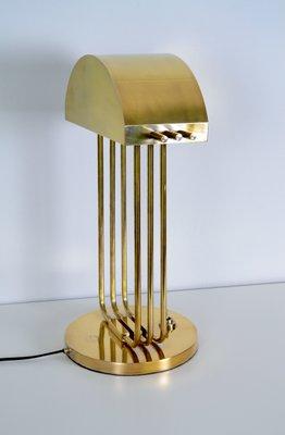 Pariser Bauhaus Ausstellung Tischlampe Von Marcel Breuer 1925 Bei
