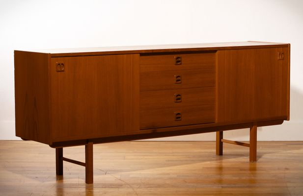 Swedish Sideboard by Erik Wörtz for Ikea, 1960s for sale at Pamono