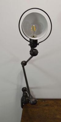 Vintage 3 Arm Clamp Lamp From Jielde For Sale At Pamono
