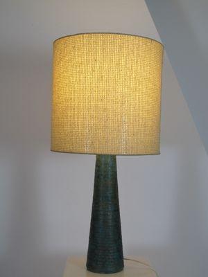 Vintage Dutch Ceramic Table Lamp, 1960s 5
