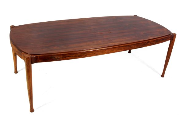 Mid Century Rosewood Timber Coffee Table, 1960s 2