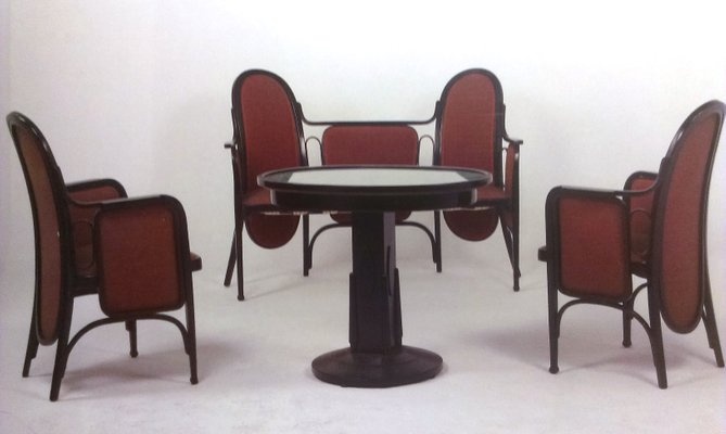 antique living room set. Antique Living Room Set from Thonet  Mundus 1 for sale at Pamono