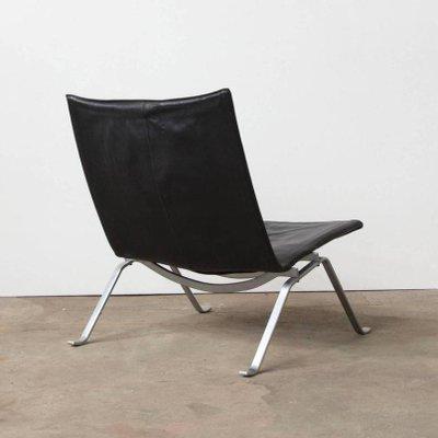 Vintage PK22 Lounge Chair By Poul Kjaerholm For E. Kold Christensen 3